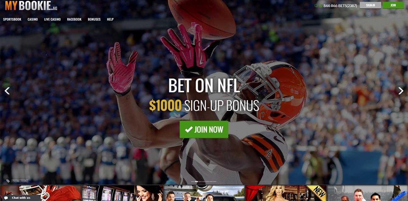 MyBookie Sports Betting Review 2017
